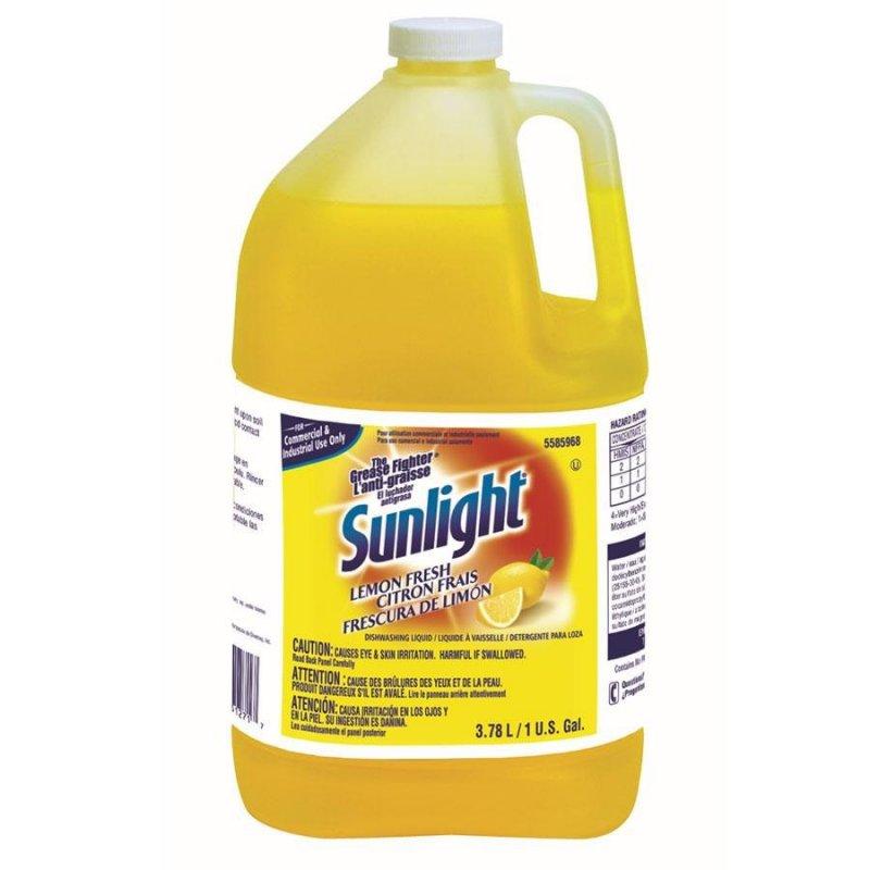 SUNLIGHT LIQ DISH DETERGENT - 3.78L