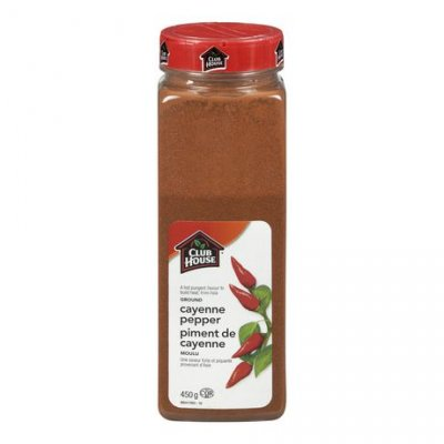 CAYENNE PEPPER 450 g