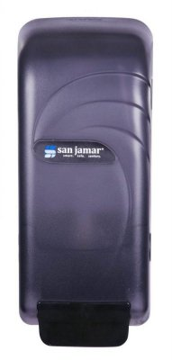 OCEANS SOAP DISPENSER BLACK