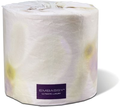 EMBASSY 2-PLY TOILET TISSUE 48X418 / CS