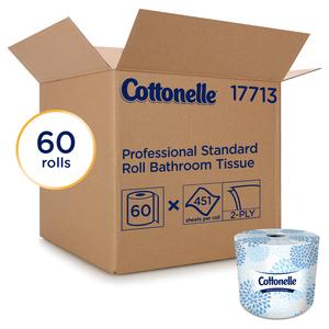 KLEENEX COTTONELLE 60 RL/CS 451 SH/RL