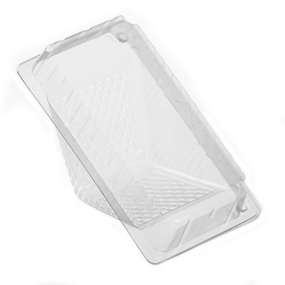 SANDWICH WEDGE CONTAINER -LG- 500/CS