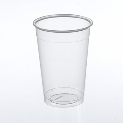 XL-20 OZ CLEAR TUMBLER - 25/PK - 20PK/CS