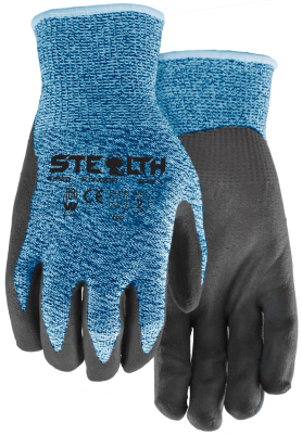 STEALTH STINGER-PU COATED - LARGE