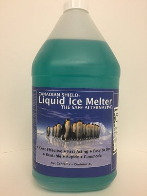 LIQUID ICE MELTER 4 L