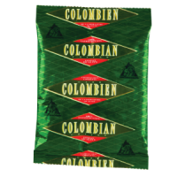 COLUMBIAN COFFEE 100% - 64 X 1.75 OZ