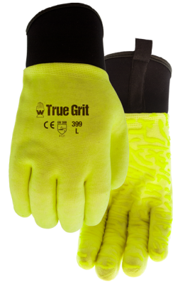 TRUE GRIT-FULL DIP HPT-HI VIS-LARGE
