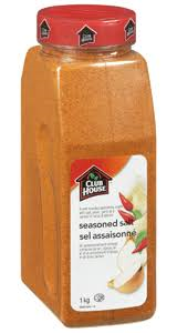 CLUB HOUSE SEASONED SALT 1000/GM