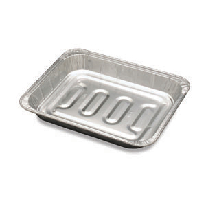 1/2 SIZE FOIL STEAM TRAY-SHALLOW-100/CS