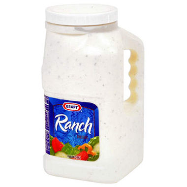 RANCHERS CHOICE DRESSING 4 LTR.
