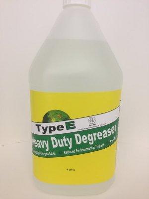 TYPE-E - DEGREASER 4 L