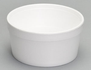 12 OZ. FOAM CONTAINER 500/CS