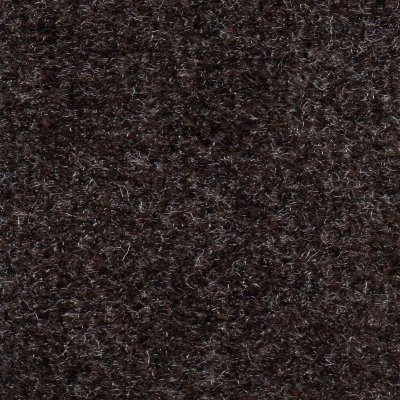 3' X 6' POLY-TUFT MAT - BROWN