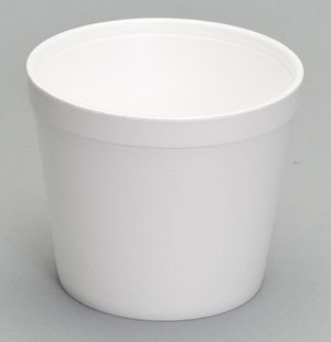 20 OZ. FOAM CONTAINER [PL16]