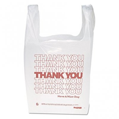 S-5 SHOPPER-12X7X23 - CUSTOM LOGO-1M/CS