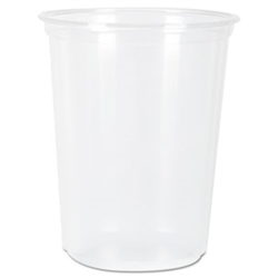 7 OZ TRANSLUCENT CUP - 100/PK - 2500/CS