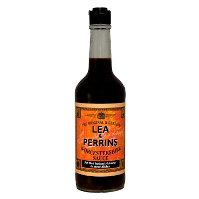 WORCHESTERSHIRE SAUCE - 142 ml