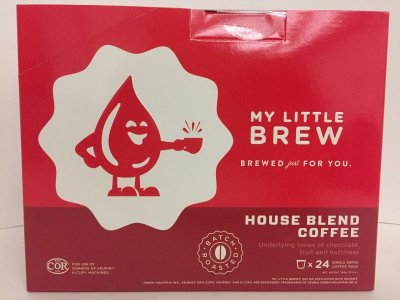 LITTLE BREW - HOUSE BLEND - 24 / BX