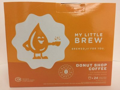 LITTLE BREW - DONUT SHOP - 24 / BX