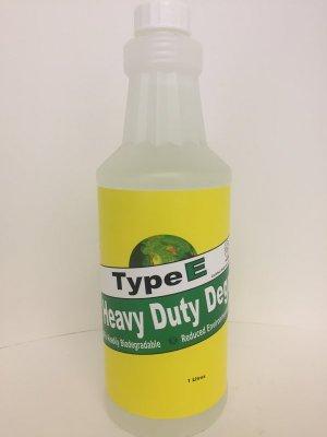 TYPE-E - DEGREASER 1 L