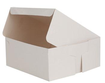 12x12x6 CAKE BOX 50/BDL